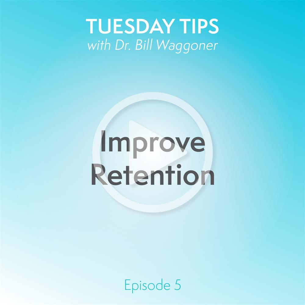 Improve Retention