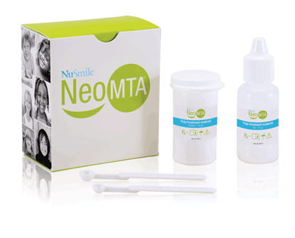 Picture of NuSmile NeoMTA  2.5 gram Professional Kit