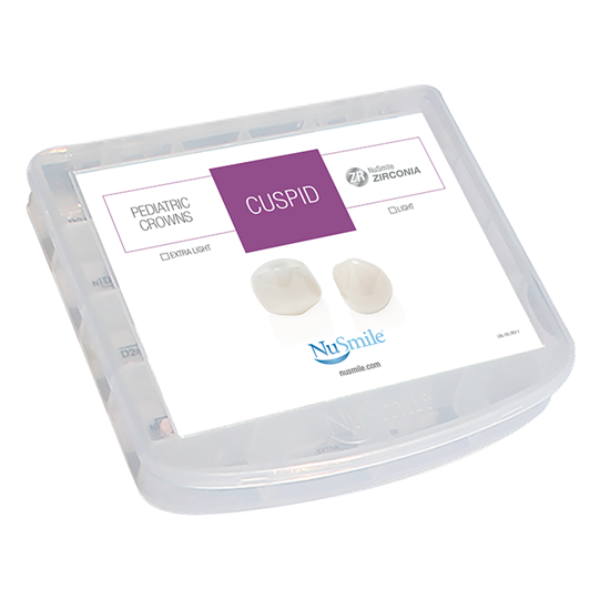 Picture of NuSmile ZR Zirconia Cuspid Professional Kit