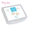 Picture of NuSmile ZR Try-In 2nd Primary Molar Narrow Kit